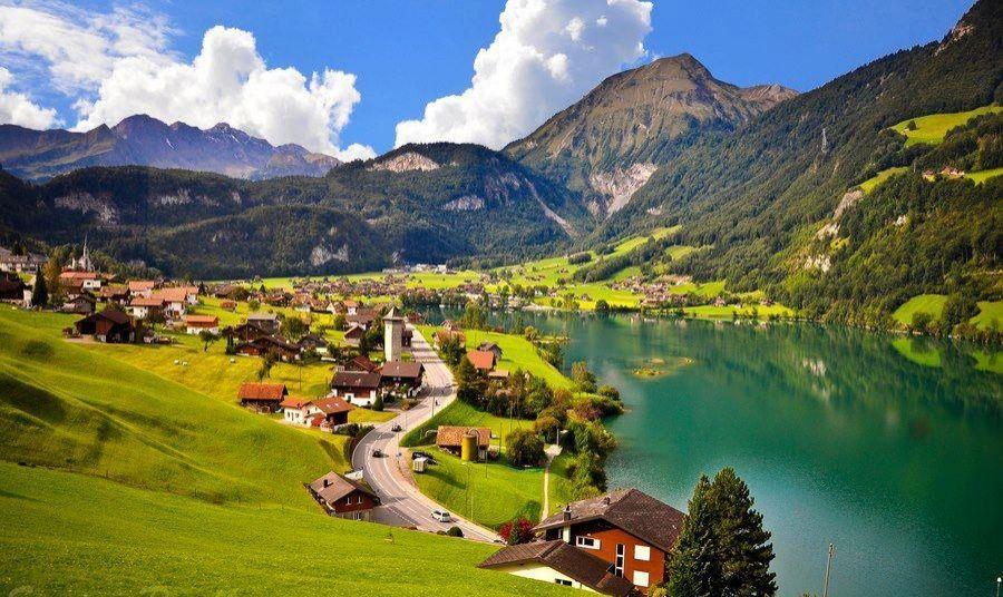 В Швейцарию на 3 дня (Регенсбург, Цюрих, Берн, Люцерн, Интерлакен, Лихтенштейн)