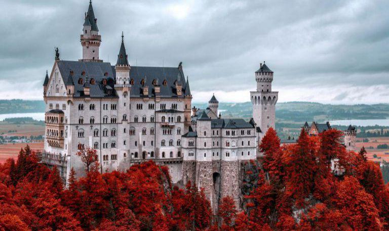 Сказочная Бавария - по замкам Нойшванштайн, Линдерхоф и город  Мюнхен (2 дня)