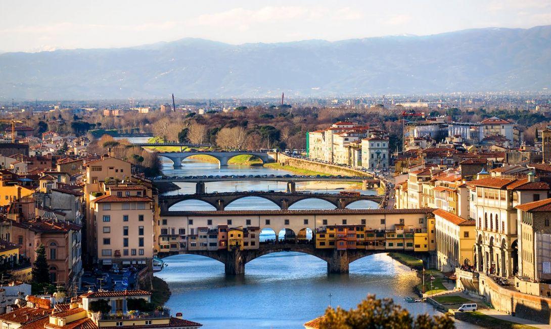 Классическая Флоренция (пешеходный тур)