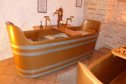 Пивные спа в центре Праги