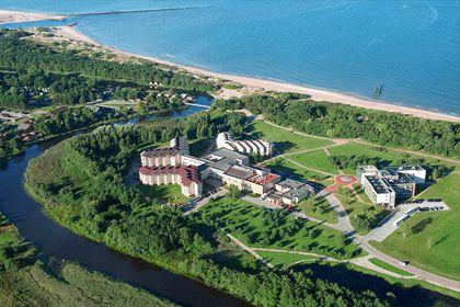 SPA курорты Литвы