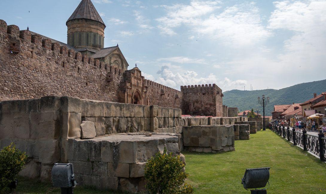 Обзорная экскурсия по Тбилиси+Мцхета