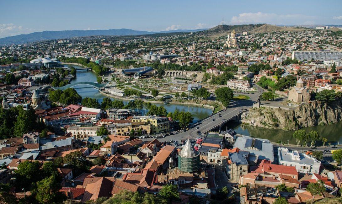 Мцхета - Тбилиси