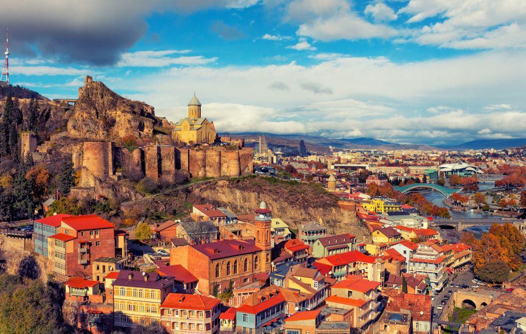 От Тбилиси до Кутаиси