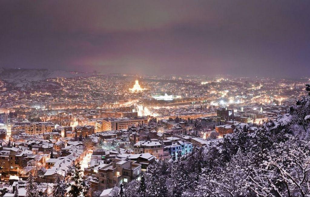 Старый Новый год в Грузии