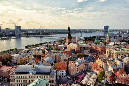 SPA курорты Латвии