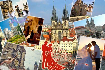 Организация свадеб в Чехии
