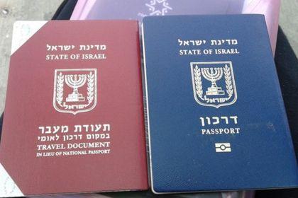 Документы для граждан Израиля