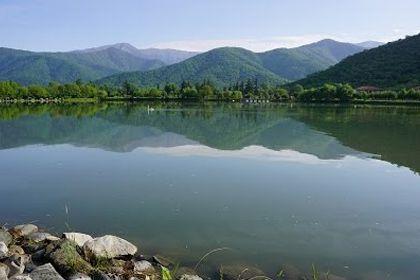 """Регион - Кахетия. """"Свадьба с видом на озеро""""."""