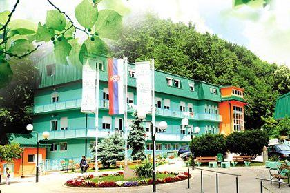 SPA и санатории Сербии