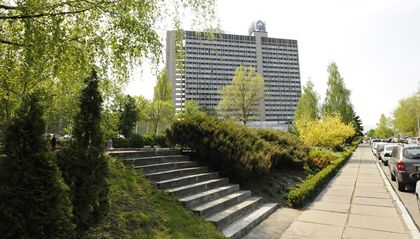 Premier Hotel Rus в Киеве