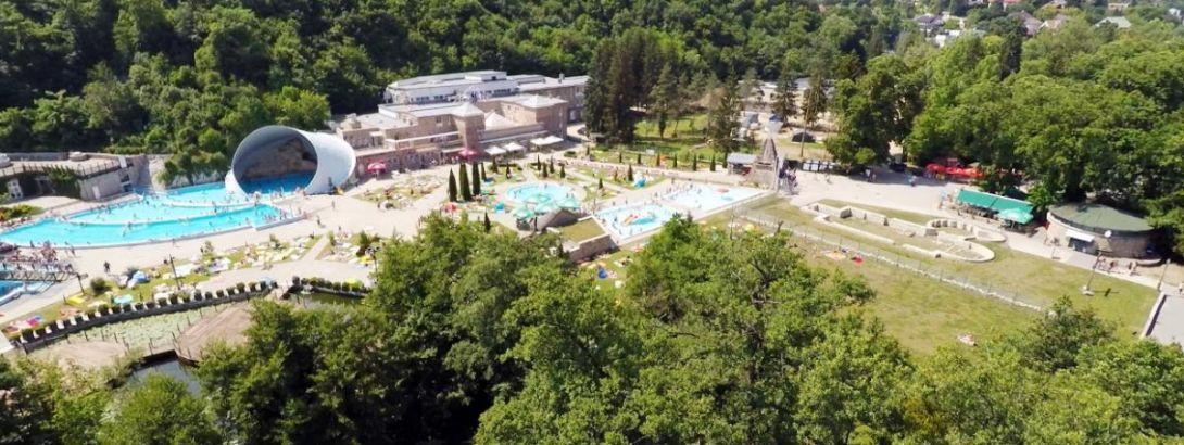 Курорт Мишкольц-Тапольца.