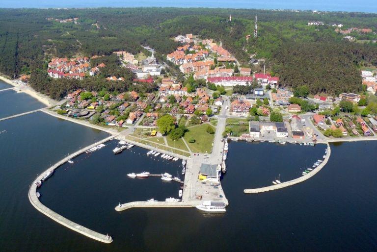 Города курорты Литвы . Часть 3.