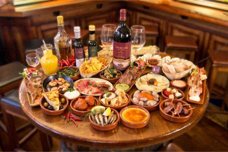 Кухня Андалусии