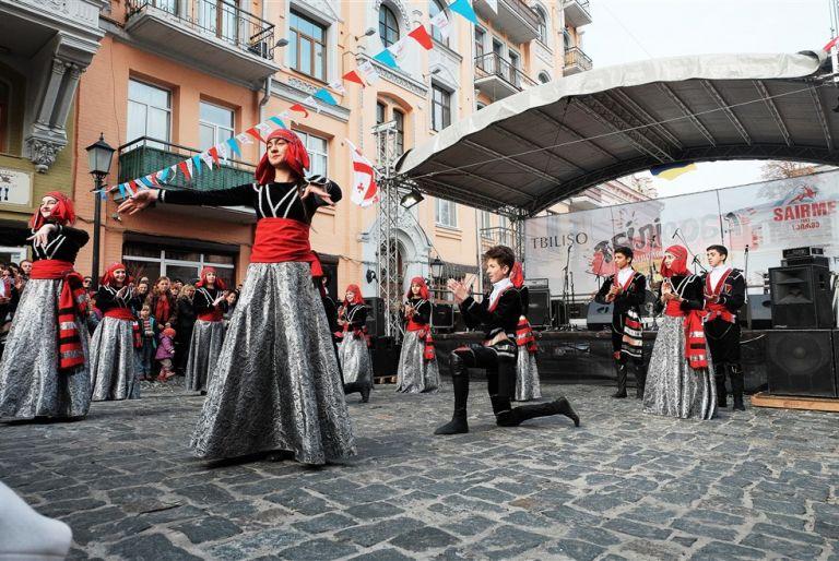 Праздники и фестивали Грузии. Часть 1