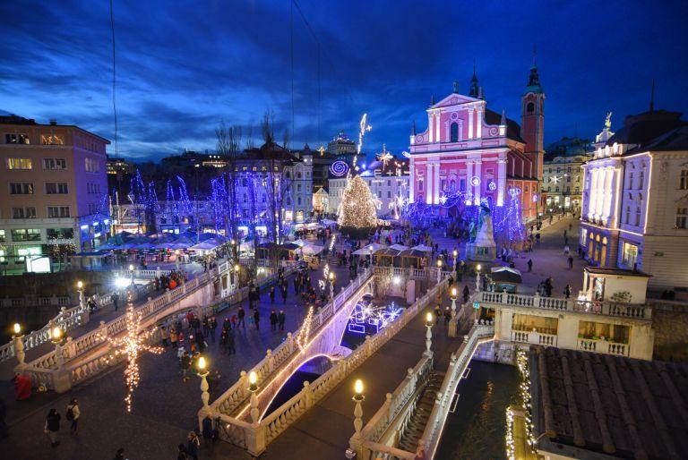 Праздники и события Словении