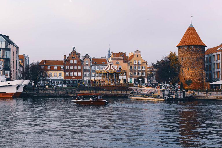 Гданьск. Польша