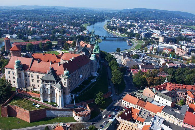 Краков. Польша.