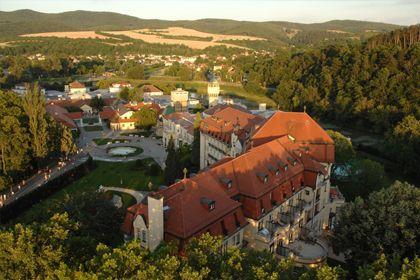 SPA и санатории Словакии