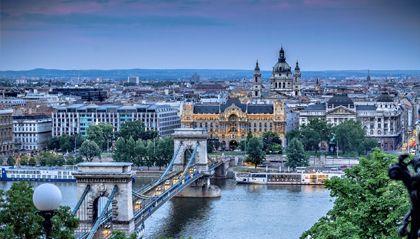 Заказ билетов и гостиниц  Венгрия