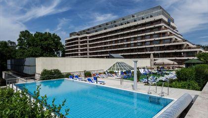 Danubius Health Spa Resort Margitsziget (Thermal)  4*sup