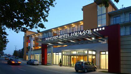 Hunguest Hotel Aqua Sol 4****/ Хунгуест Отель Аква-Сол