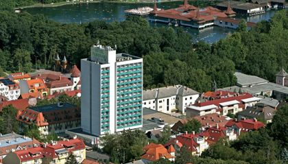 Hunguest Hotel Panorama (Хунгуэст Панорама, Хевиз)