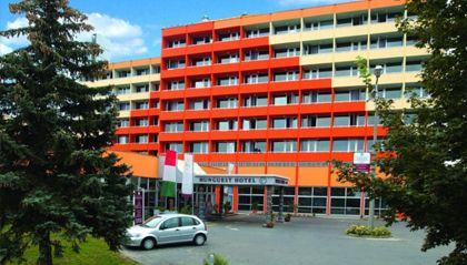 Hunguest Hotel Freya, Залакарош