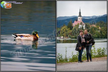 Блед. Словения